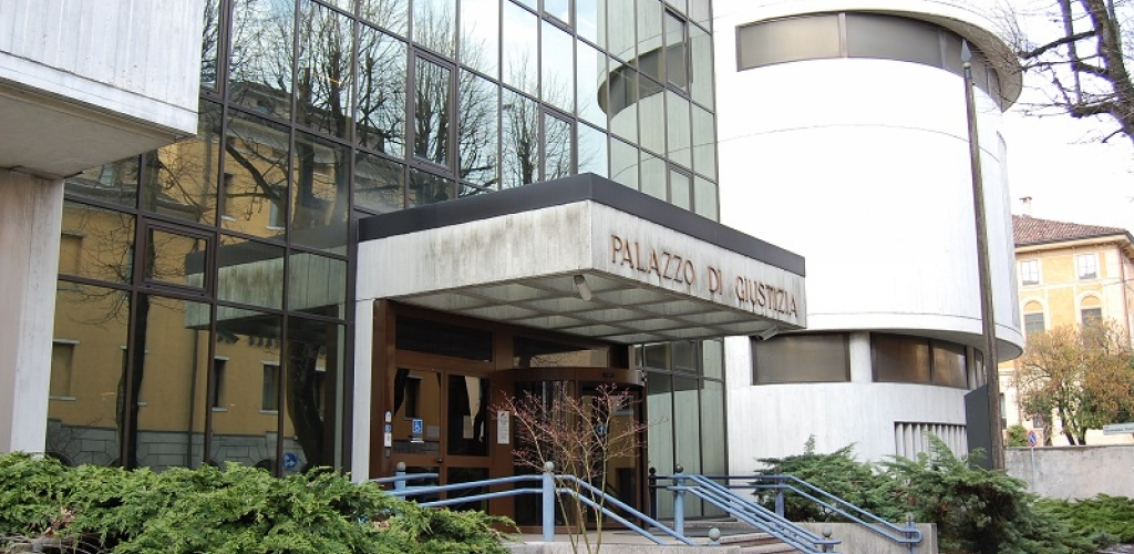 Foto carousel del Tribunale di Belluno
